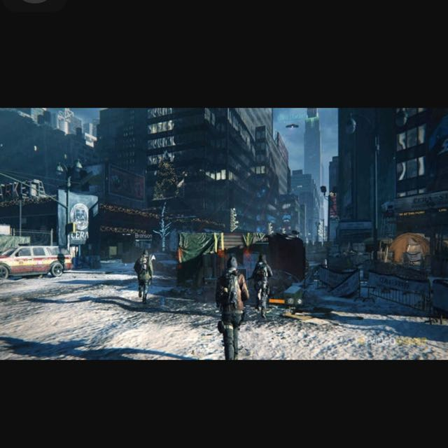 [PRICE REDUCED] The Division PS4