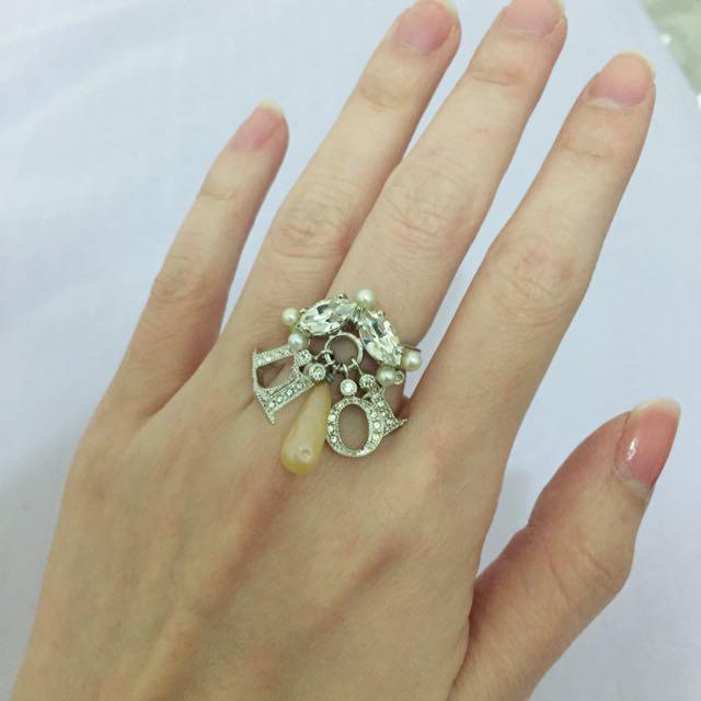 Dior 戒指
