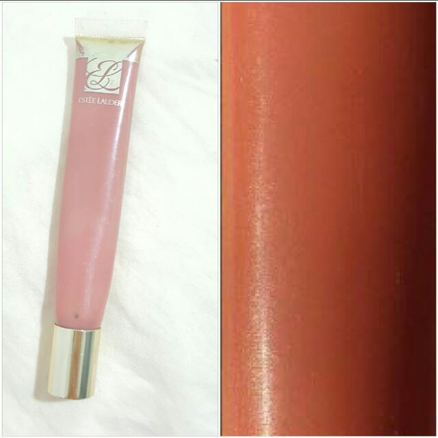 estee lauder 11 blush lip gloss