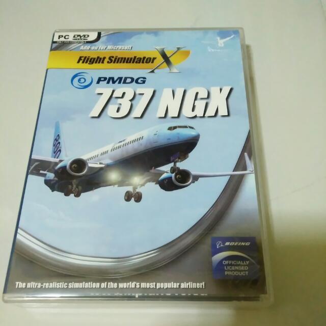 FSX ADDON: PMDG 737NGX