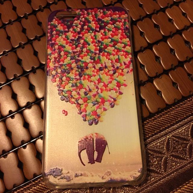 I Phone 6s Plus🐘大象凸凸手機殼