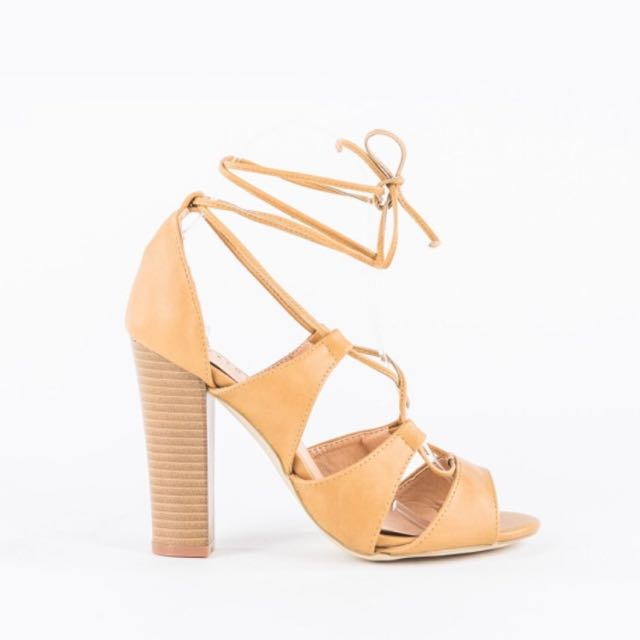 PRICE REDUCED ‼️Imperial Tan Heels