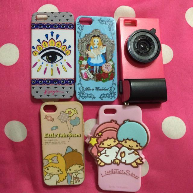 Iphone5s二手手機殼