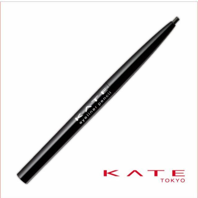 KATE 柔潤旋轉式眼線筆 BK自然黑