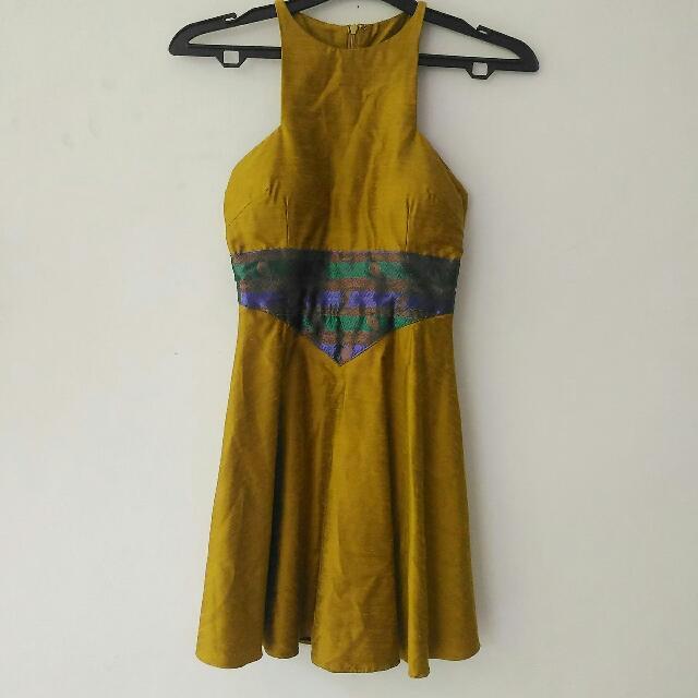 Preloved Cocktail Dress Custom jahit di Designer @fadlan_indonesia