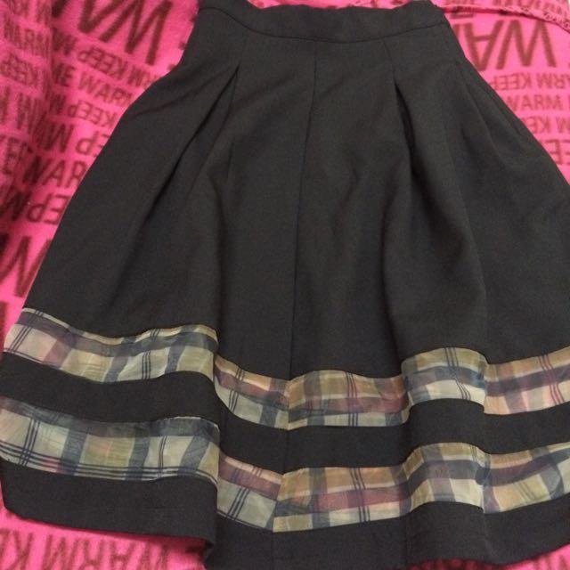Starmimi 簍空黑裙