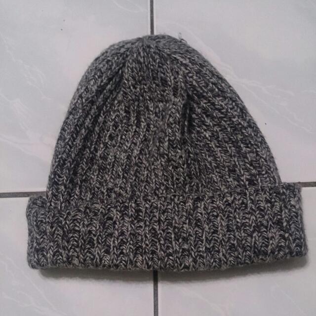 Uniqlo毛帽