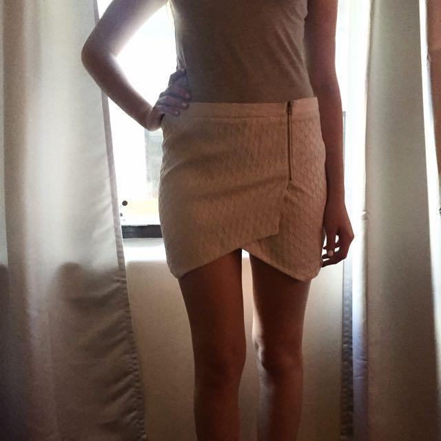 White Factorie Skirt