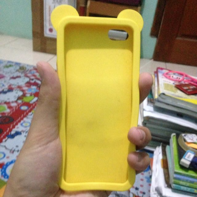 Winnie The Pooh Softcase For Iphone 5/5s