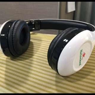 《含運》海尼根限量耳機🎧 (有線不是藍芽)