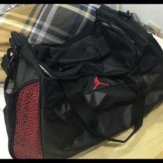 Nike喬丹旅行背包(9.5新)