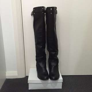 Spurr - Knee High Boots