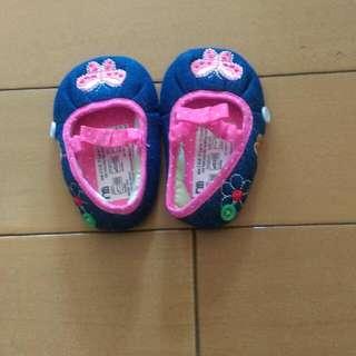 Mother care全新嬰兒鞋