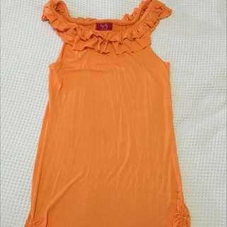 Tiger lily Beach Dress
