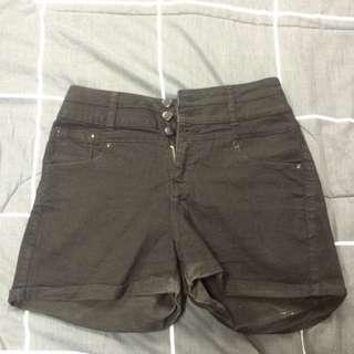 Jay Jays High Wasted Shorts