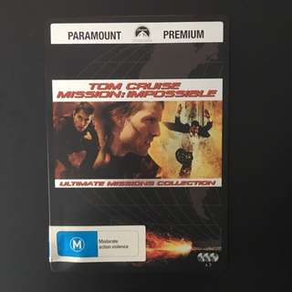 Mission Impossible Ultimate Missions Collection