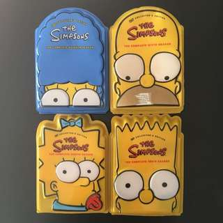 The Simpsons DVDs Special Edition