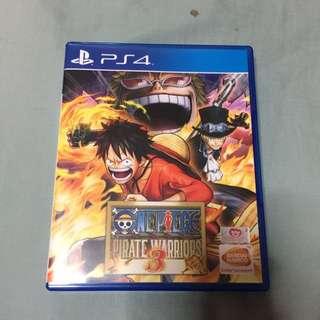 Ps4 One Piece PW3 $40