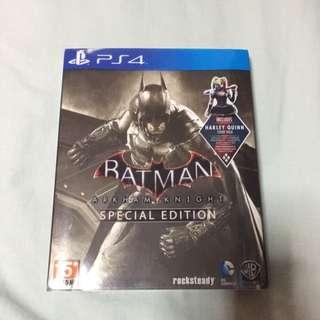 PS4 Batman $50