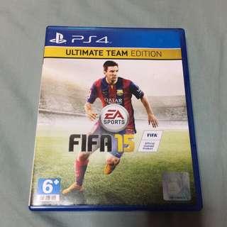PS4 Fifa 15 $10