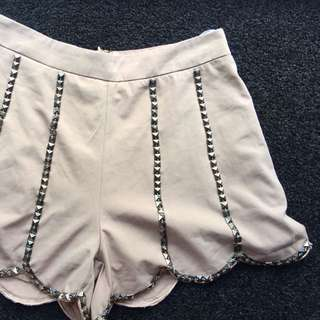Soft High Waisted Shorts