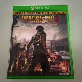XBOX ONE Game (二手)