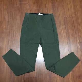 MANGO彈性長褲
