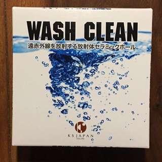 日本原裝 Wash Clean 高科技奈米陶瓷球 水妙精 淨水棒