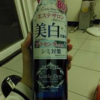 美白化妝水