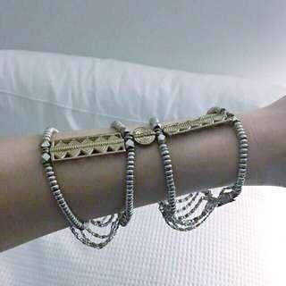 REDUCED Vanessa Mooney - Bohemian Cuff Bracelet