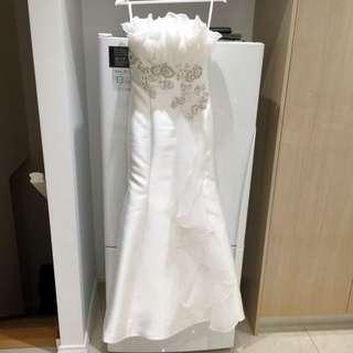 Mermaid Satin Wedding Gowns
