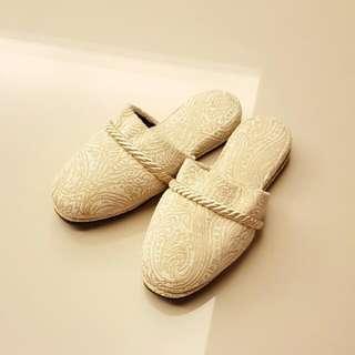 高質感歐風居家鞋