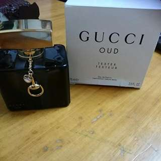 GUCCI OUD Tester