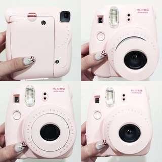 mini8 拍立得 粉色 即可拍 底片
