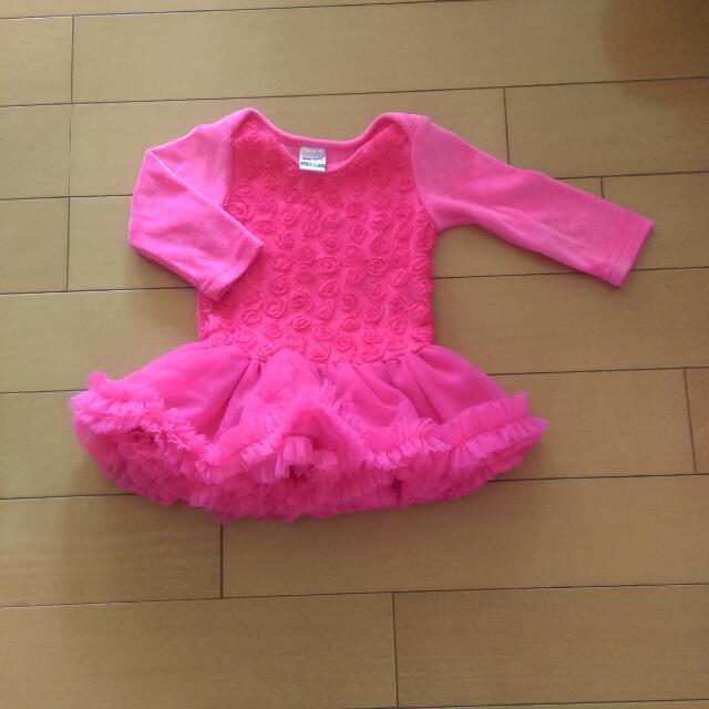 嬰幼兒蛋糕裙