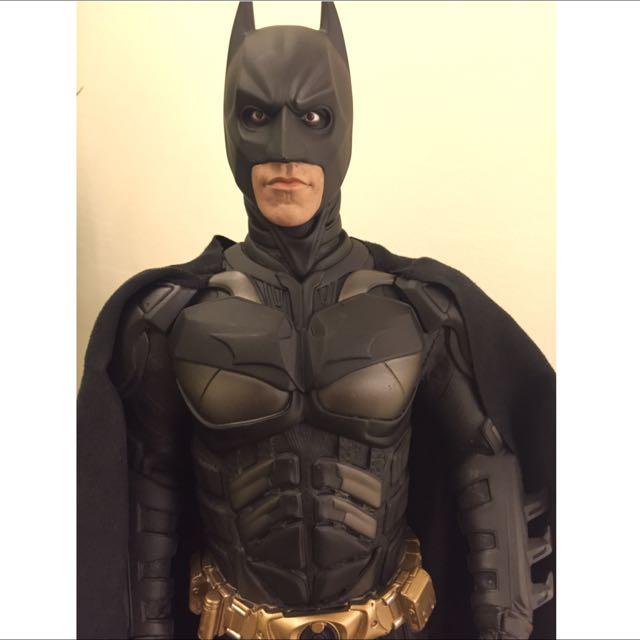 「已降價」蝙蝠俠 Batman 全新公仔  15吋