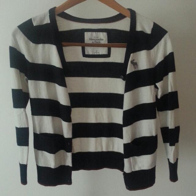 Abercrombie and Fitch midi cardigan