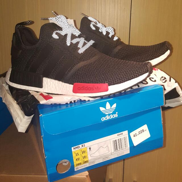 9641229e259ab Adidas NMD US 11 Footlocker EU Exclusive AQ4498