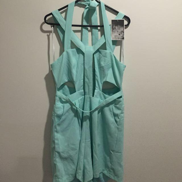 BNWT - Sabo Skirt playsuit