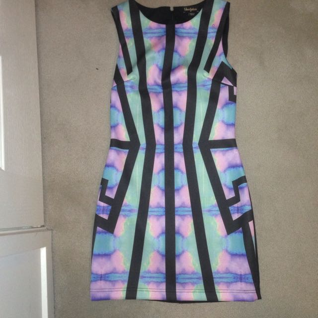 Colourful Dress -Myer