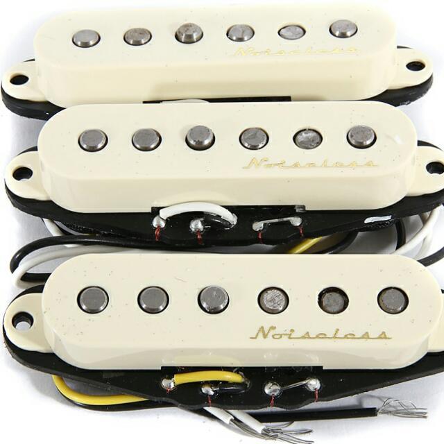 Fender Noiseless Pickups >> Reserved Fender Vintage Noiseless Pickups Music Media On Carousell