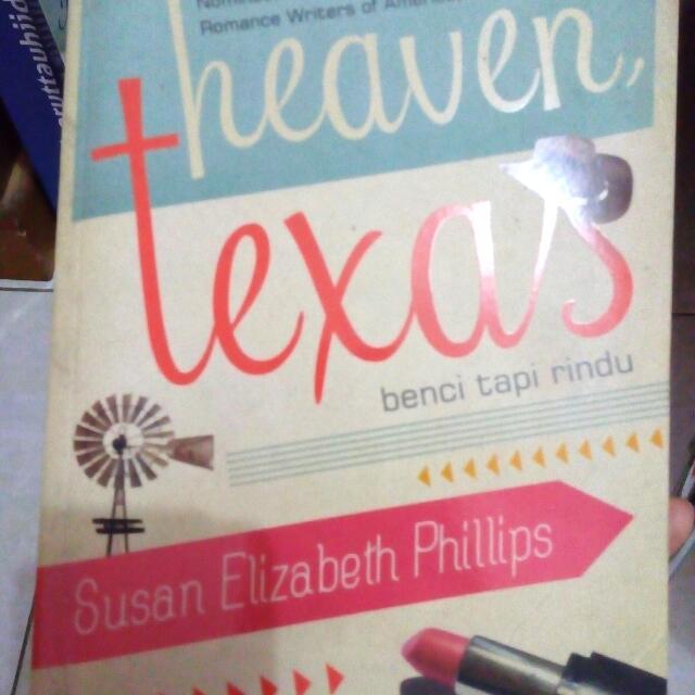Heaven Texas - Susan Elizabeth Philips
