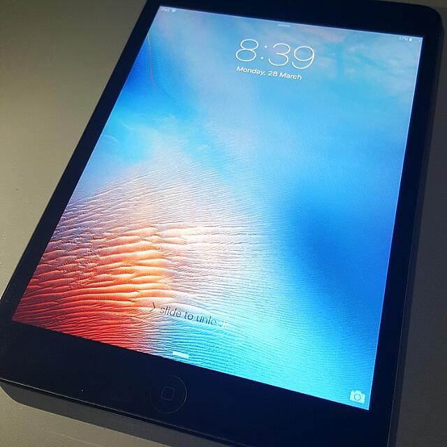 Ipad Mini2 16gb Wi-fi Only