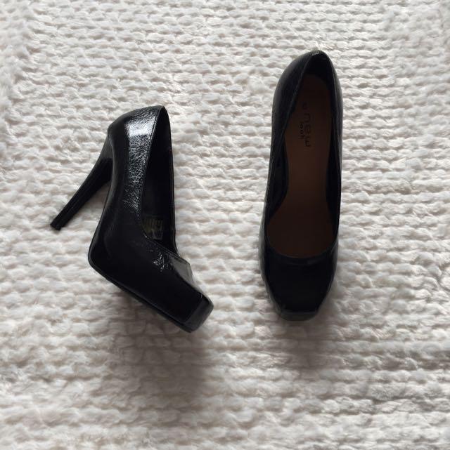 New Look Platform Heels