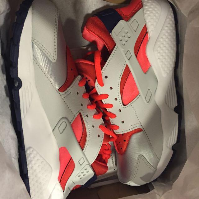 「正品」Nike Air Huarache 武士鞋