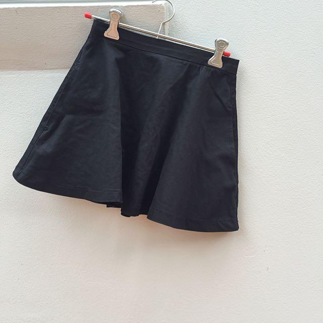 Nine Days Skater Skirt