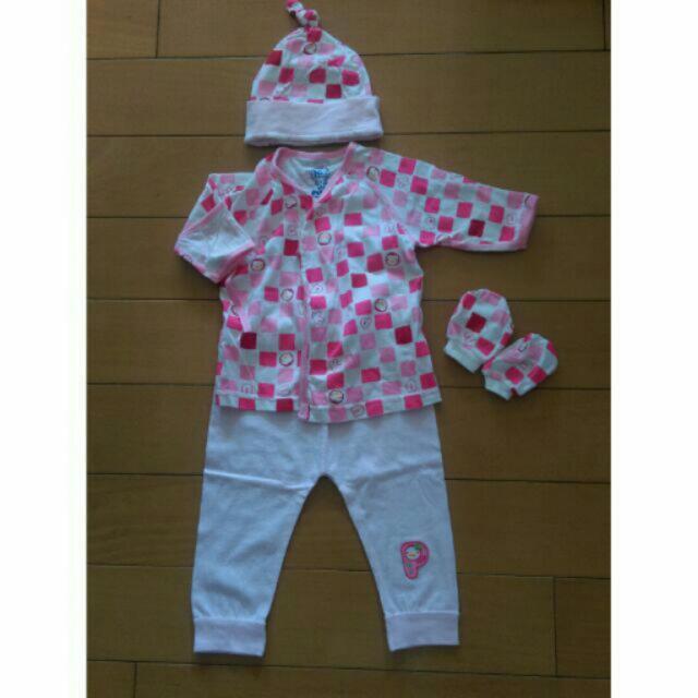 全新PUKU嬰兒服套裝組