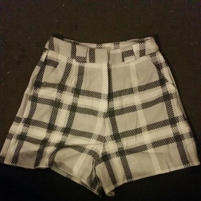 Saboskort Shorts