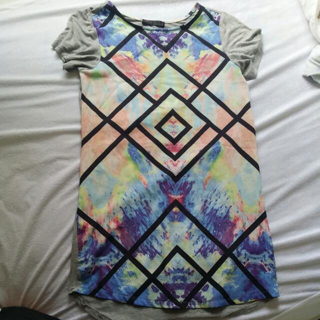 Shirt Dress Size 8