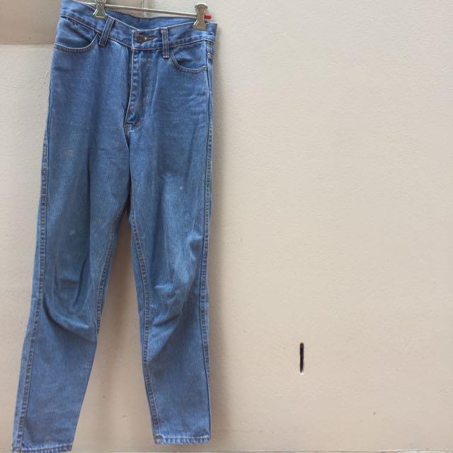 Vintage Denim Jeans